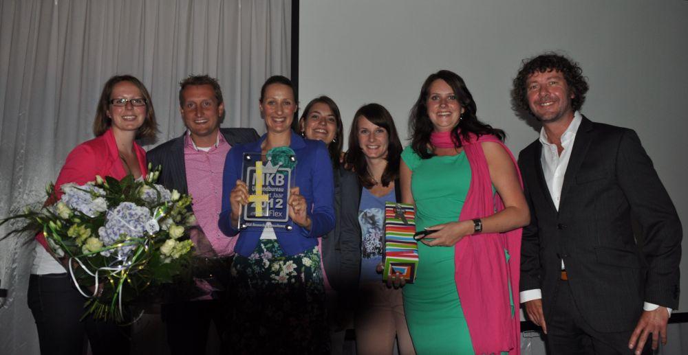 Match 4U wint verkiezing MKB UItzendbureau van het Jaar 2012