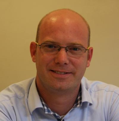 Coen Hendriks, directeur/manager van de Toptech vestiging in Rijswijk