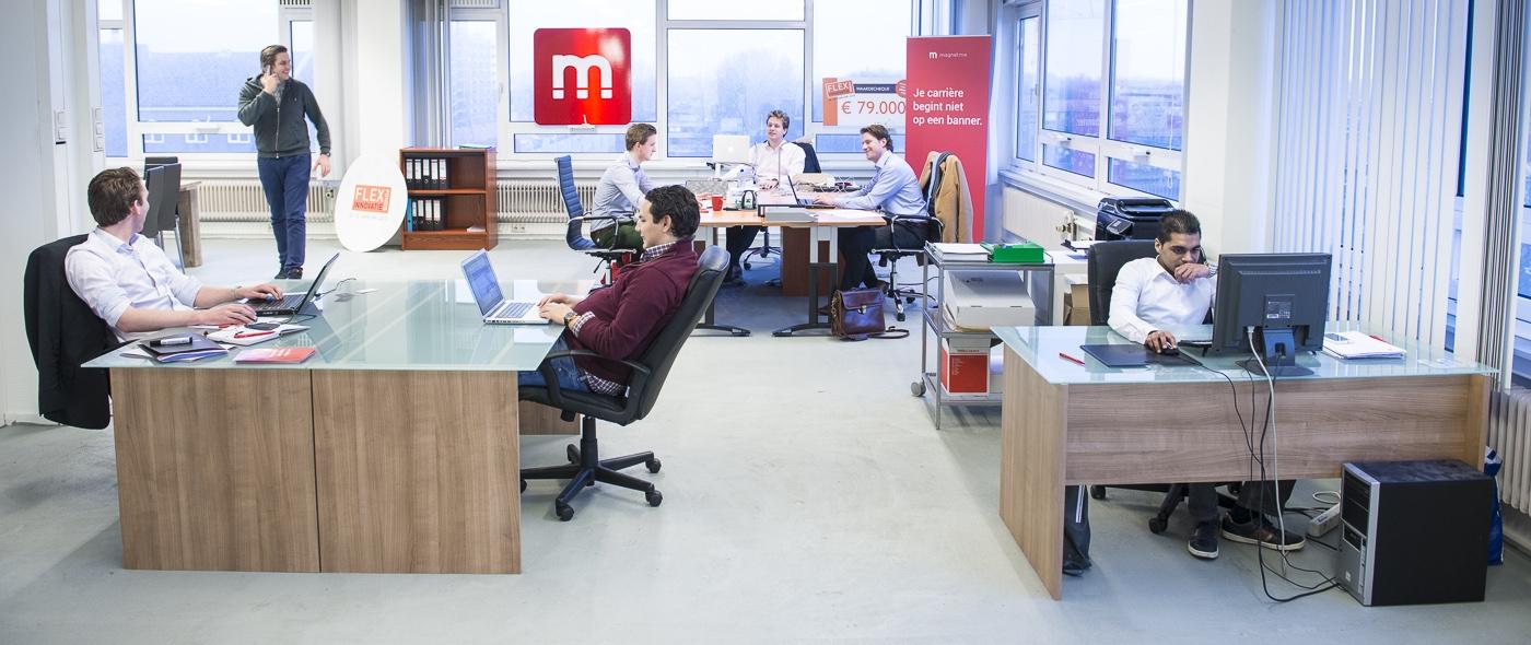 20130219 Magnet.me, kantoor Rotterdam