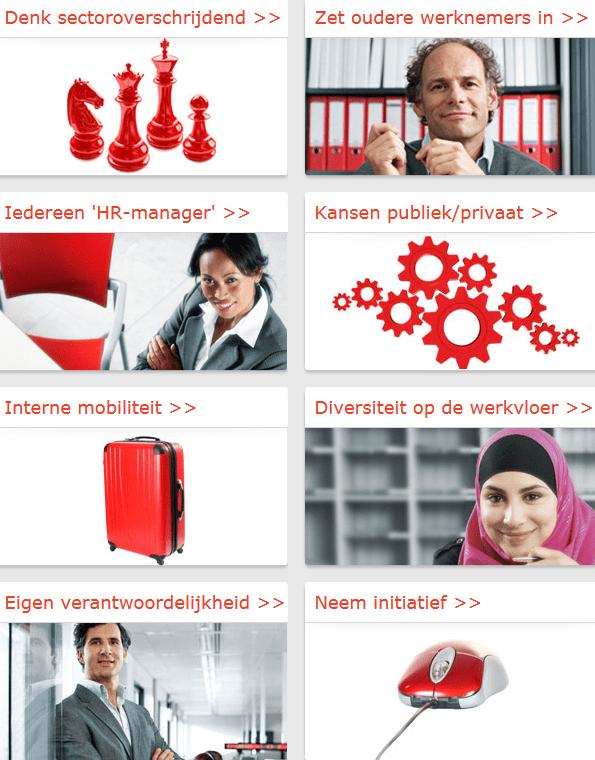 Tempo-Team, manifest veerkrachtige arbeidsmarkt