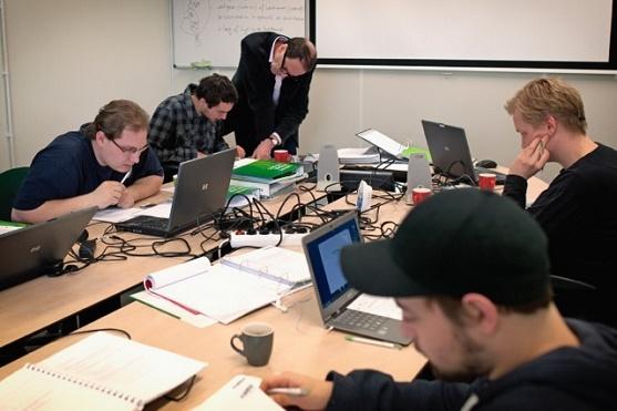 ITvitae, Bijzonder Krachtig - foto opleidingslokaal