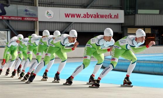 schaatsteam AB Vakwerk