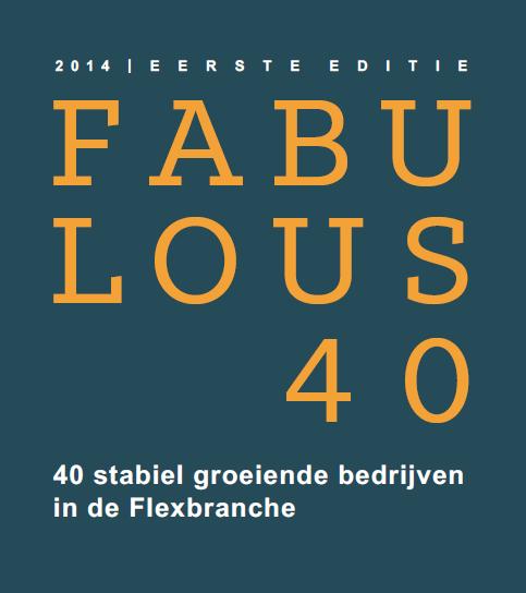 Fabulous 40 - Flexbranche 2014