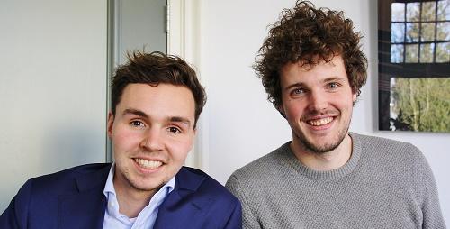 Bram Tierie en Ron Jansen, Flipbase