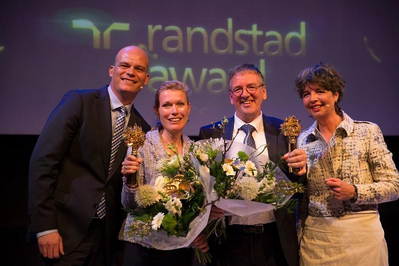 Winnaars Randstad Award 2015