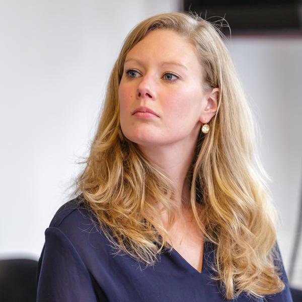 Madeleine Broersen, juridisch adviseur Europa Decentraal