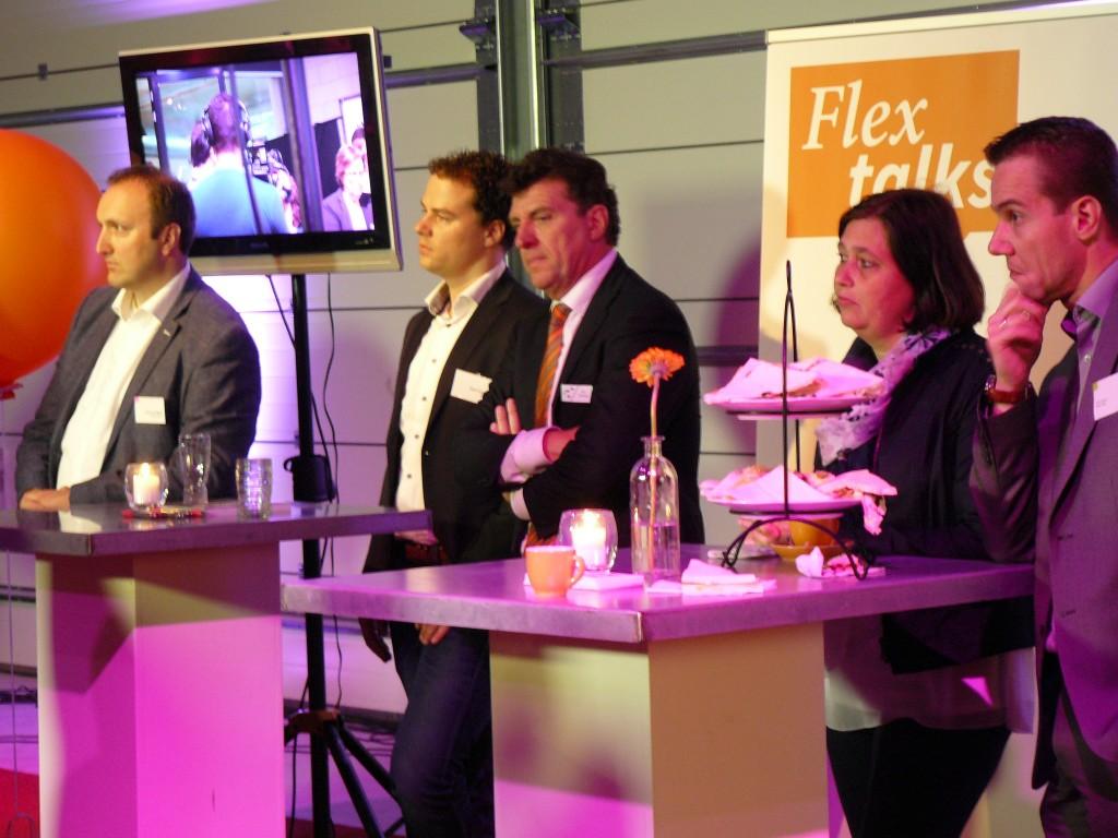 Flextalks debat