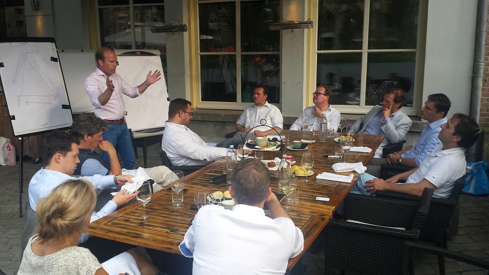 Flexgagement, 1e ronde tafel, 2 juli 2015, Mooii, Rotterdam