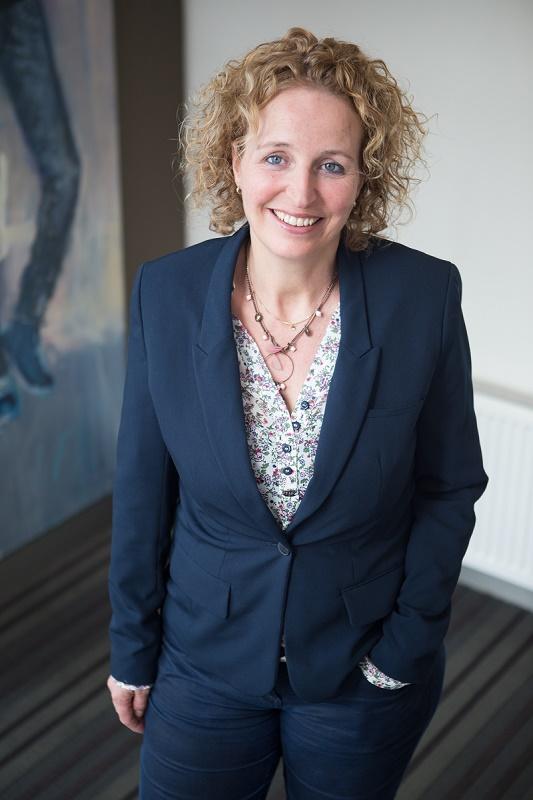 Marjan Haasjes, manager Staffing en Sociale Zaken, Timing