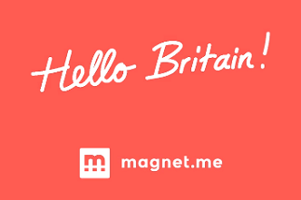 Magnet-me, 'Hello Britain'