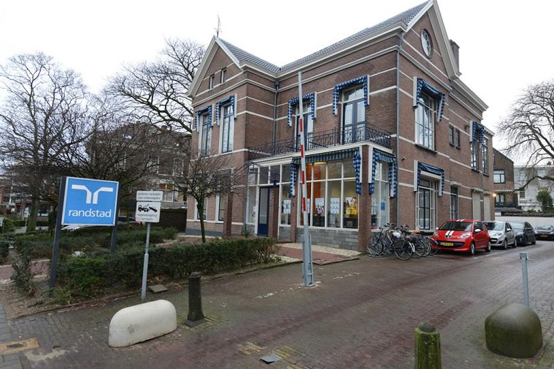 Nas Uitzendbureau vervangt Randstad Nassausingel, Nijmegen
