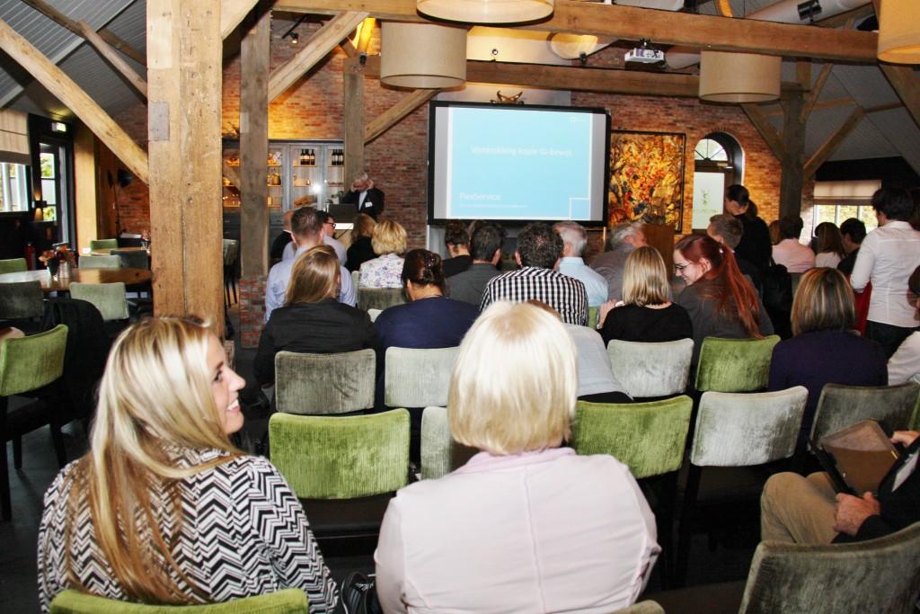 Wbp seminar, 3 november 2015, georganiseerd door FlexService