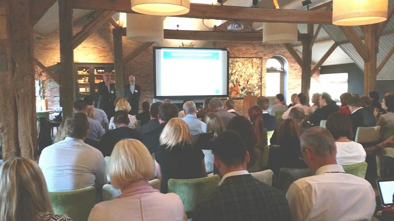 Seminar Wbp, 3 november 2015, georganiseerd door FlexService