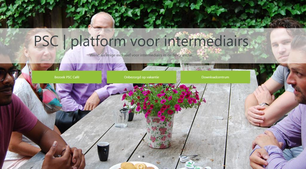 PSC | platform voor intermediairs