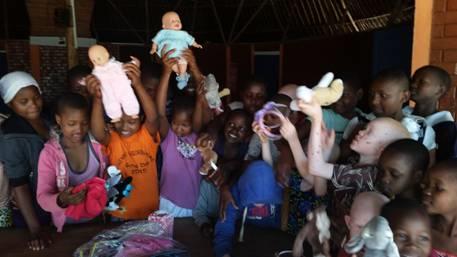 Sponsoractie voor weeskinderen Kenia, FlexAssets, lees meer