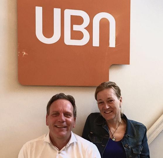 Femke van Soest, FaseVijf, op bezoek bij Willem de Groot, UBN