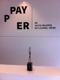 Award NBSA voor Payper