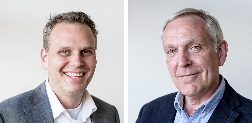 Jeroen Voswinkel en Fried Sengers - Talent4Werk