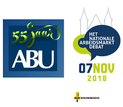 ABU Het Nationale Arbeidsmarktdebat 7 november 2016