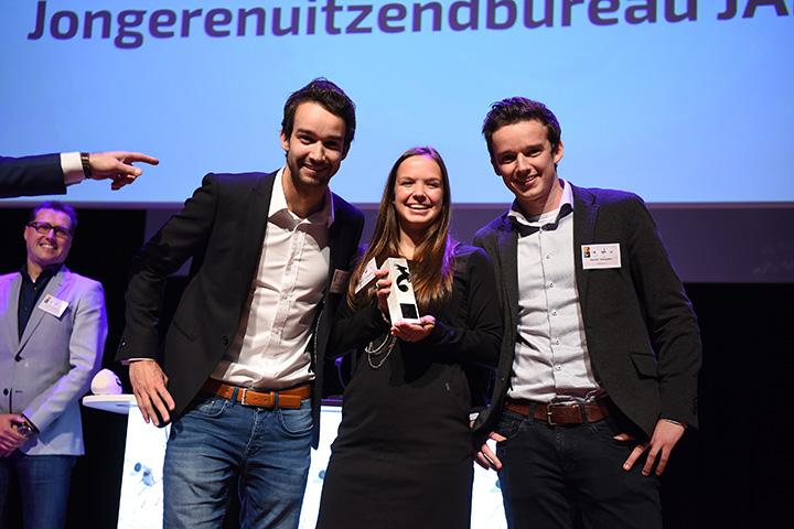 Eindhoven 24-11-16 Uitreiking van de FD Gazellen awards in de regio Zuid Nederland.  Copyright: Sander Nieuwenhuys