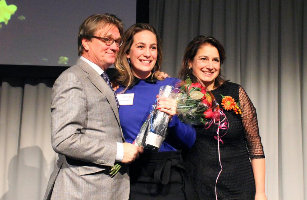 Renee Bakker, In Person, wint Verkiezing Intercedent 2016