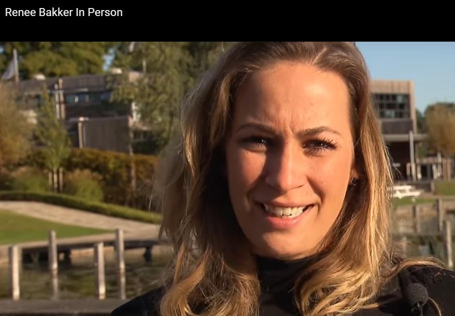 Renee Bakker In Person