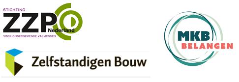 ZZP Nederland, Zelfstandigen Bouw, MKB Belangen