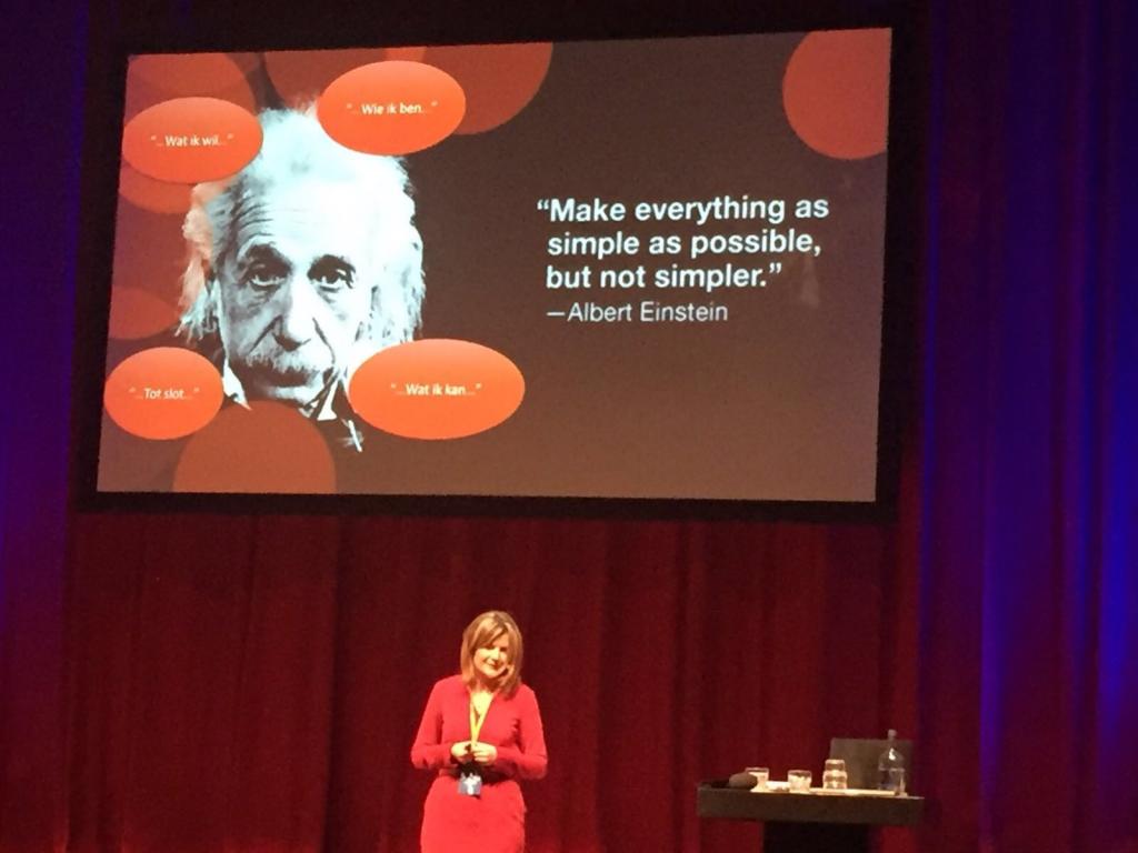 Tempo-Team Red app - presentatie door Sandra Bruggeman