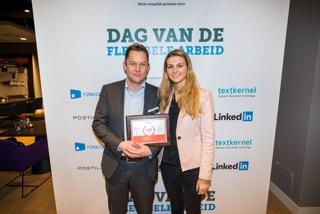 Aegon winnaar ClientAwards
