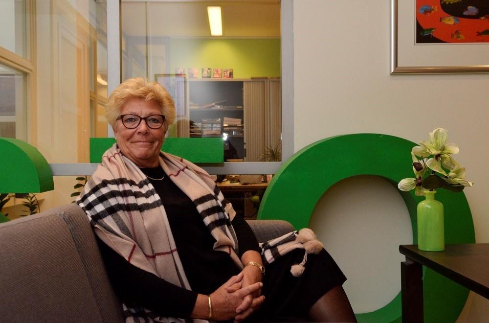 Adriana Stel, directeur STOOF, Stichting Opleiding en Ontwikkeling Flexbranche