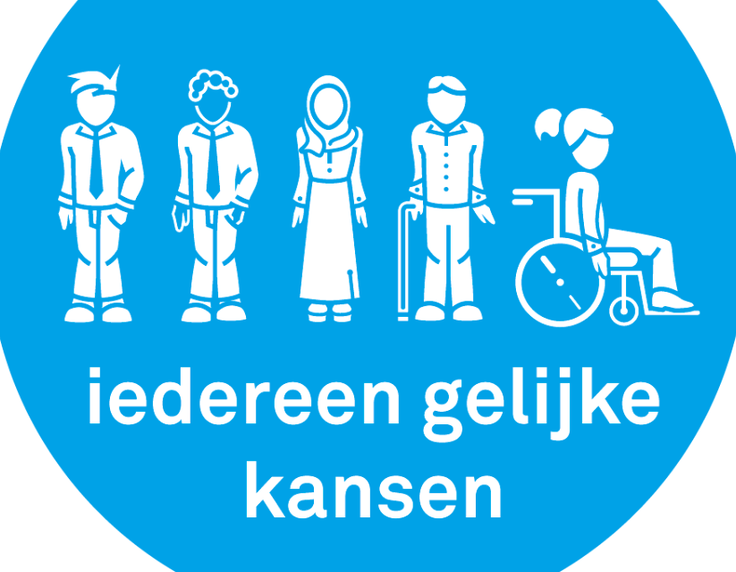beeldmateriaal tegen discriminatie, bron Unique