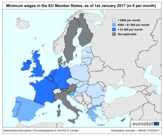 eurostat-minimum loon2