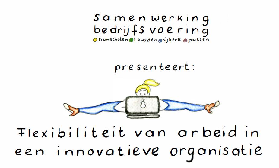 Samenwerking bedrijfsvoering Bunschoten, Leusden, Nijkerk en Putten