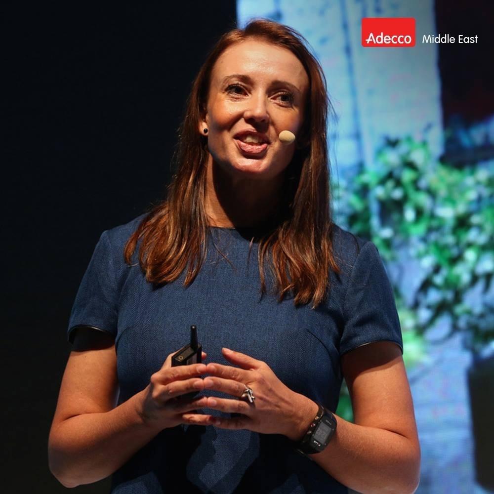 Joyce Bijl - Adecco Middle East