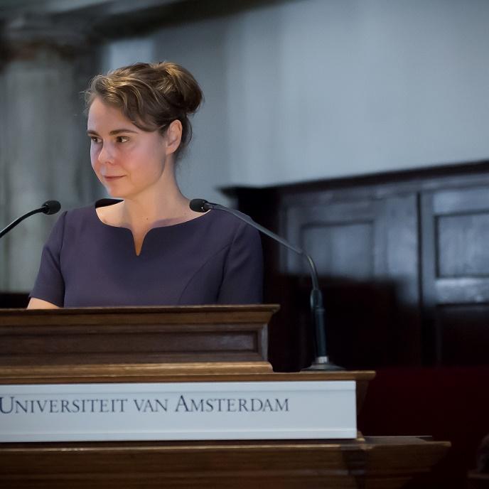 Hanneke Bennaars, onderzoeker arbeidsrecht, UvA
