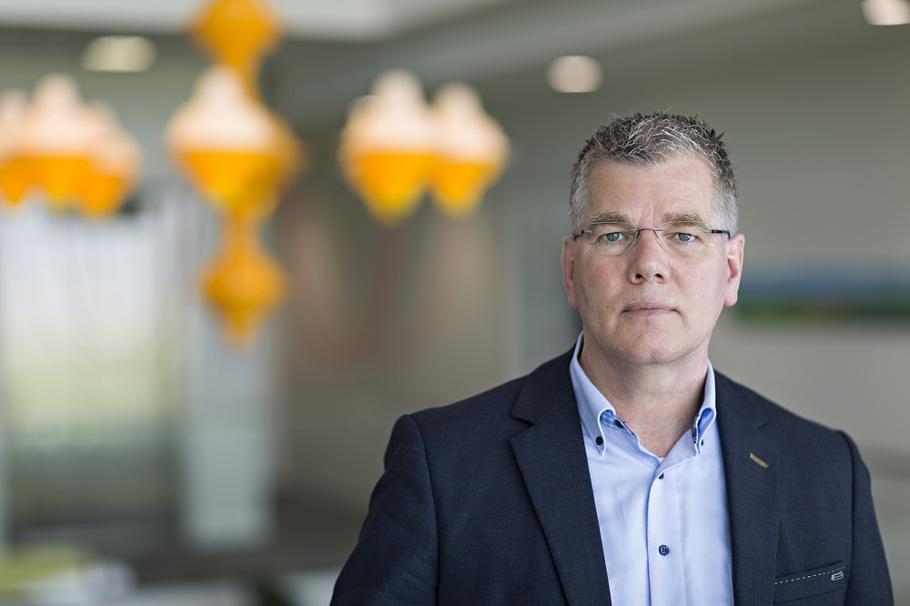 IJsbrand Havinga, Algemeen Directeur Abiant