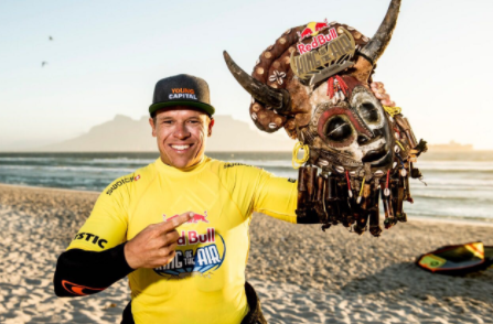 Kevin Langeree, King of the Air 2018, brand ambassador YoungCapital