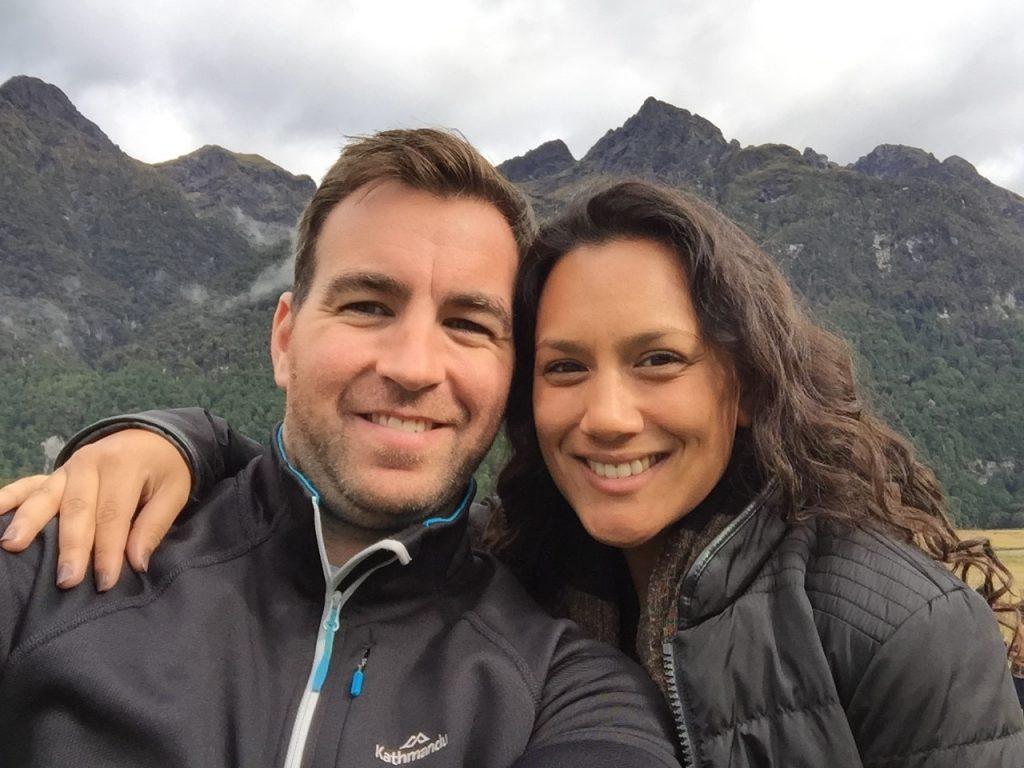 Wytske Zijlmans: 'op reis met mijn 'kiwi', Nieuw-Zeeland'