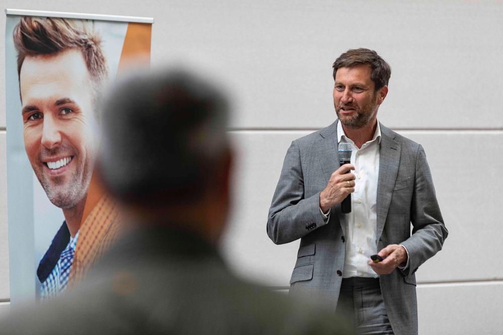 Frank Weermeijer, directeur Manpower Nederland