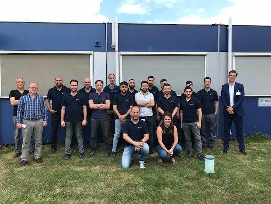 Manpower en Bosch (Tilburg) leiden samen 15 kandidaten op voor procesoperator B