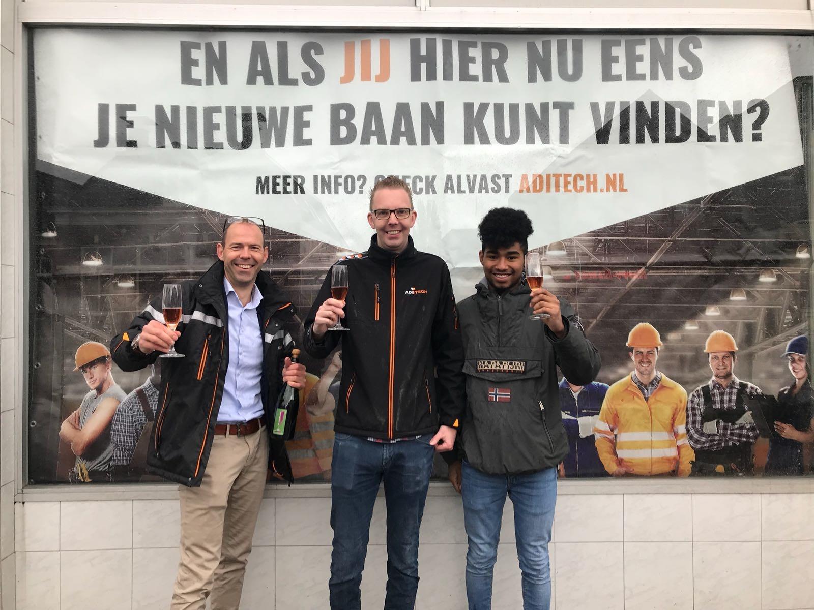 Aditech, Groningen