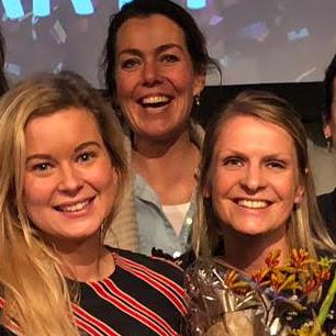 Simone Dekker Intercedent van het Jaar 2018