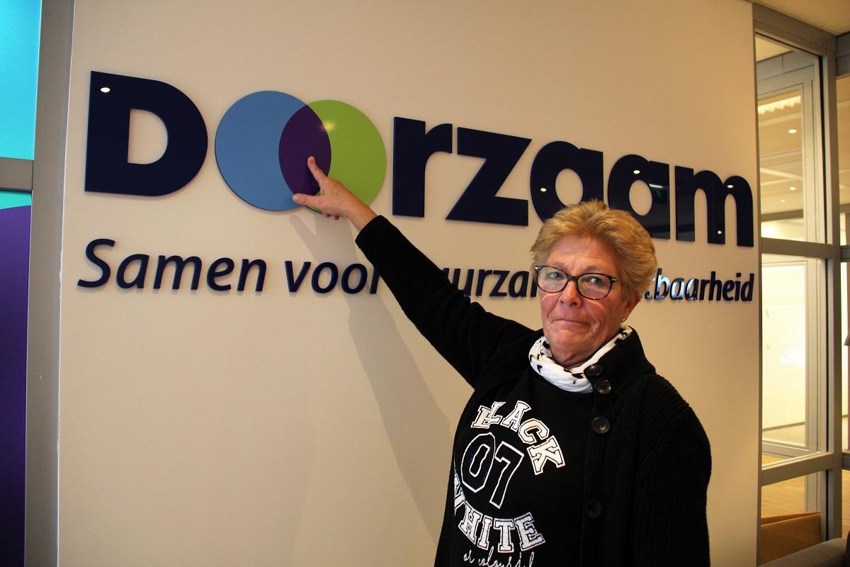 Adriana Stel, DOORZAAM: 'Het draait om de uitzendkracht'