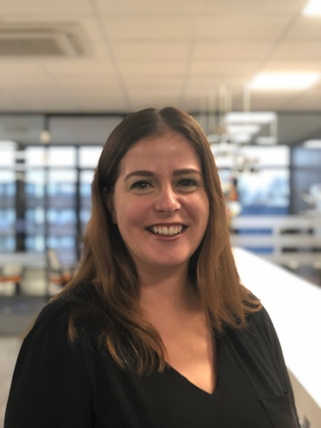 Suzan Blaakenburg, districtsmanager Brabant, Raaak Personeel