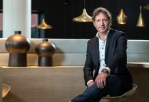 Adriaan Belonje CEO USG People Nederland