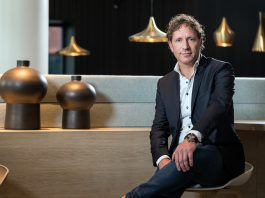 Adriaan Belonje CEO USG People Nederland