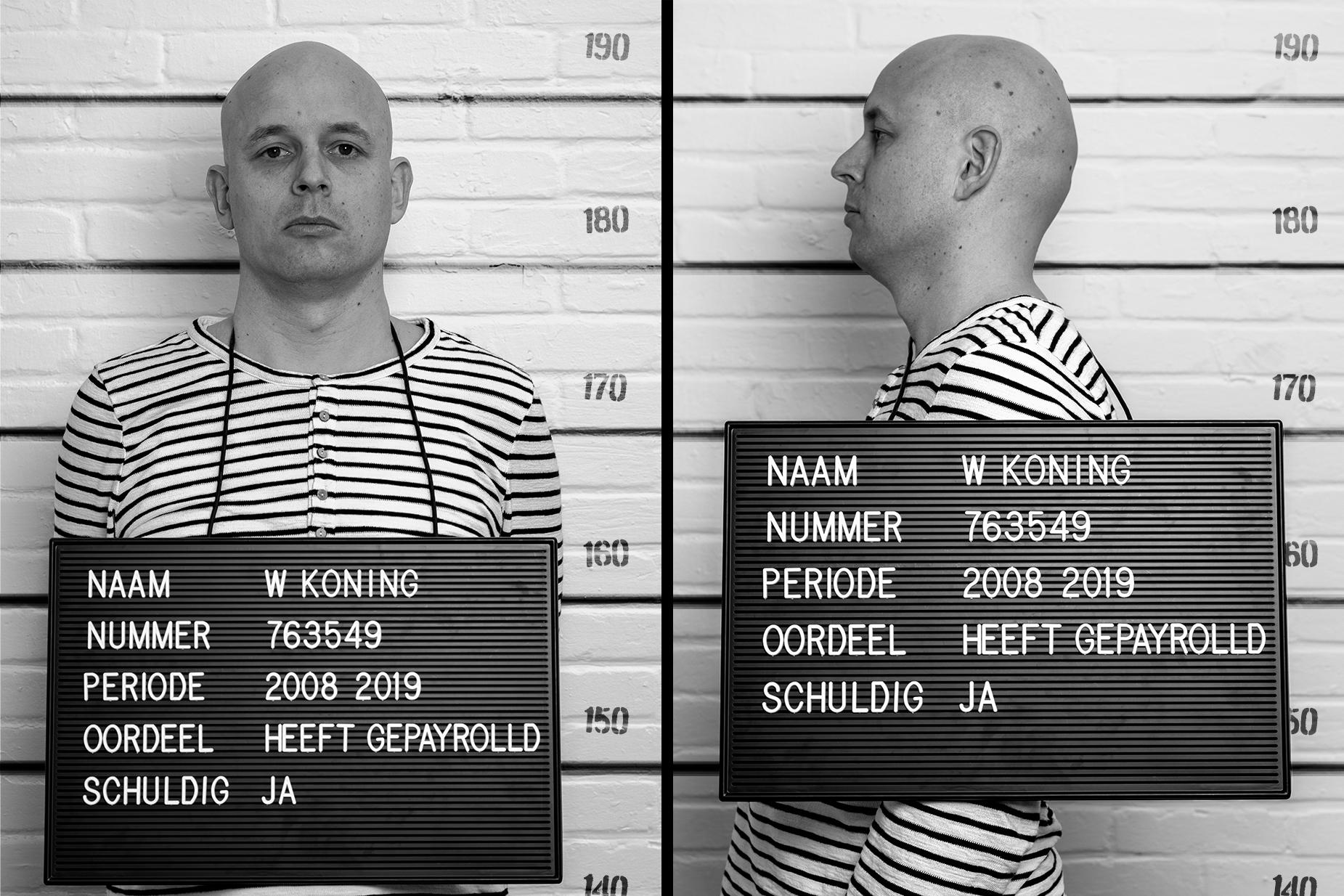 Wessel Koning, heeft gepayrolld