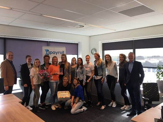 E-Payroll, winnaar FlexKennisAward 2019, categorie NBBU