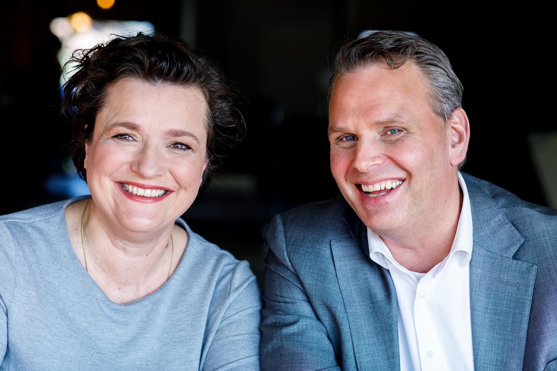 Jorien Wesseling en Jeroen Voswinkel, Talent4Service