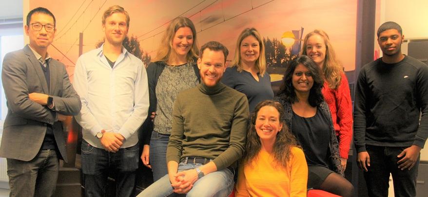 Team Nextstep, gemeenten Amstelveen Aalsmeer